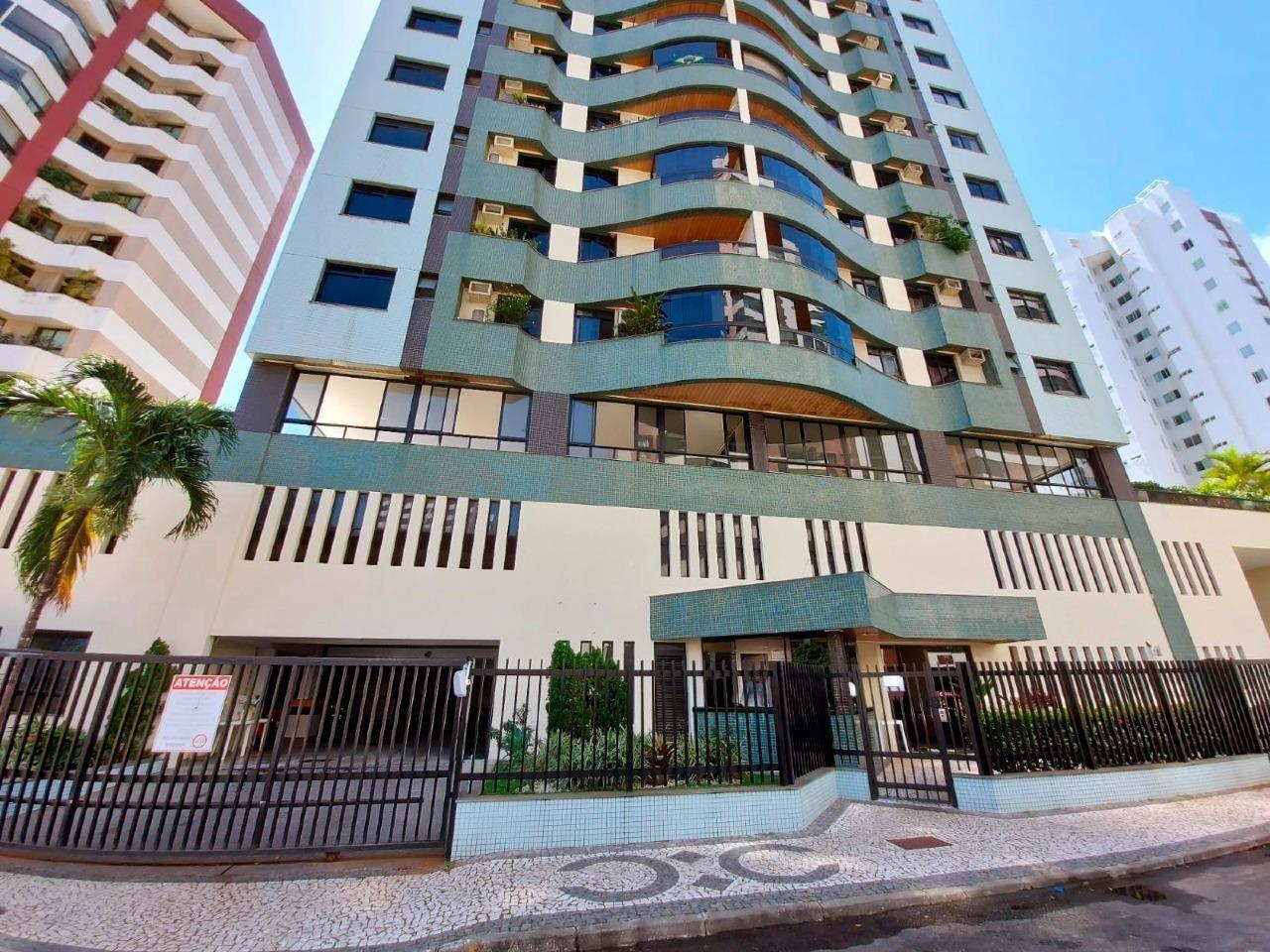 Apartamento no Edifício Cabernet