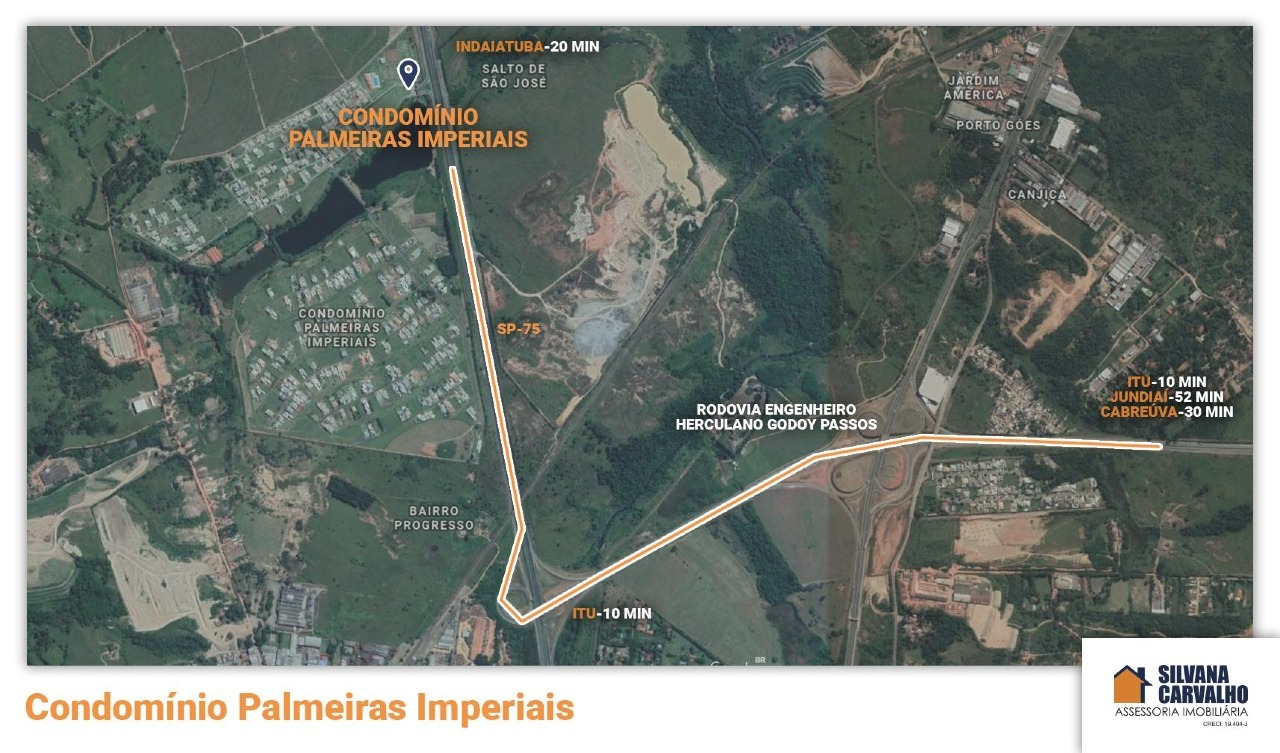 Fotos do Condomínio Palmeiras Imperiais em Salto