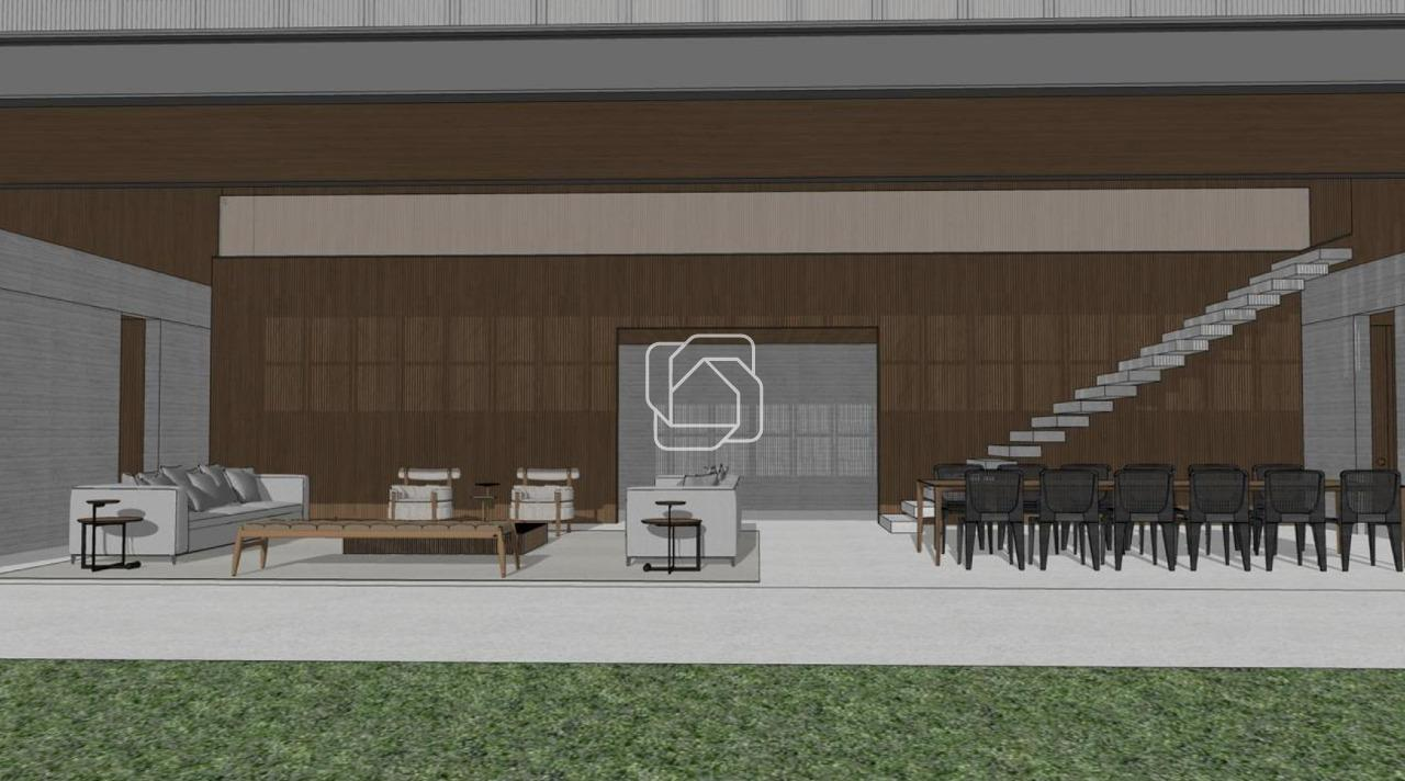 Casa de Condomínio à venda no Condomínio Fazenda Boa Vista: Fotos meramente ilustrativas do projeto em 3D