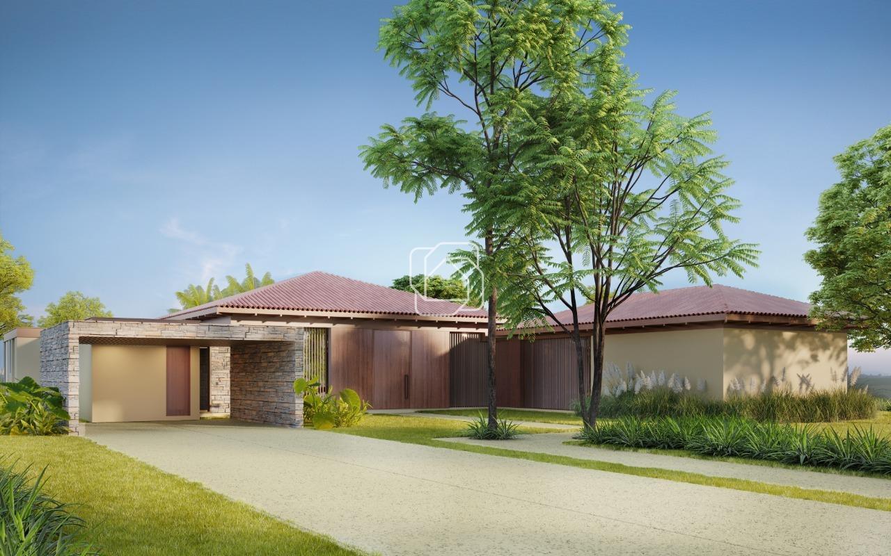 Casa de Condomínio à venda no Fazenda Vila Real de Itu: Imagem meramente ilustrativa do projeto em 3D