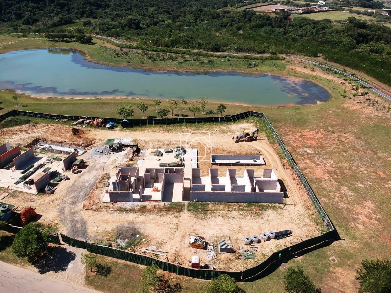 Casa de Condomínio à venda no Condomínio Fazenda Boa Vista: Canteiro de obras do imóvel