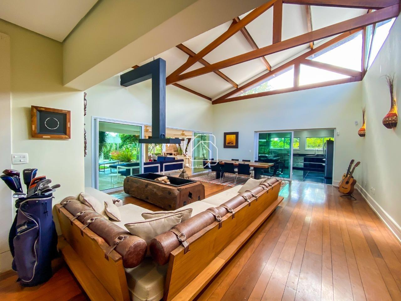 Casa de Condomínio à venda no Recanto dos Pássaros: Casa à venda no Condomínio Recanto dos Pássaros - Indaiatuba/SP