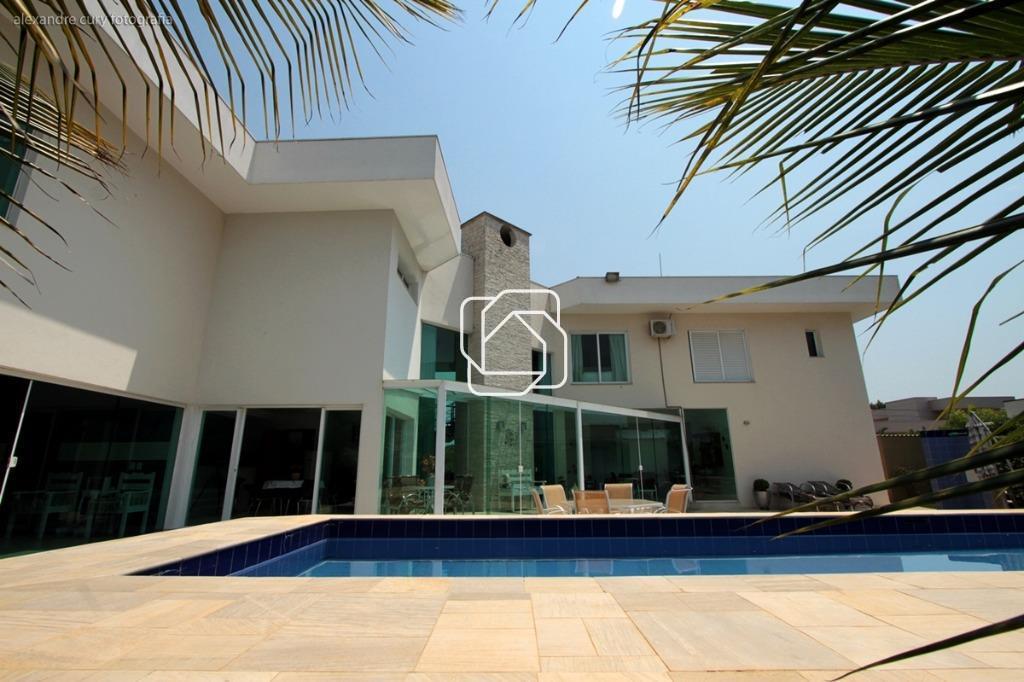 Casa de Condomínio à venda no Jardim Plaza Atheneé: